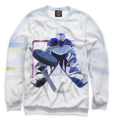 Свитшот Print Bar Хоккей билеты на хоккей авангард онлайн