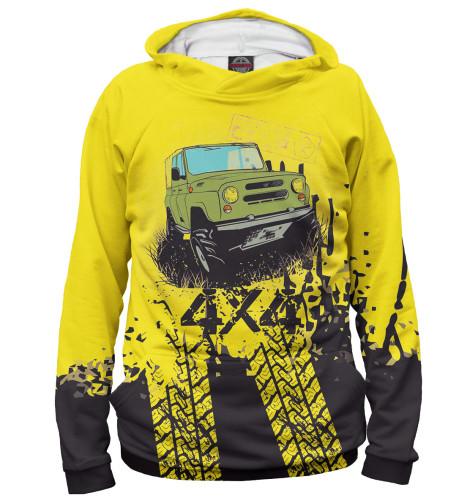 Купить Мужское худи УАЗ OUT-992294-hud-2