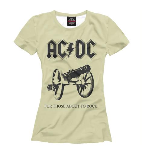 Купить Футболка для девочек AC/DC MZK-523936-fut-1
