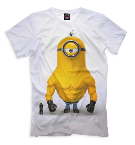Мужская футболка Миньон