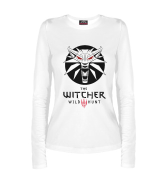 Женский Лонгслив The Witcher 3:Wild Hunt