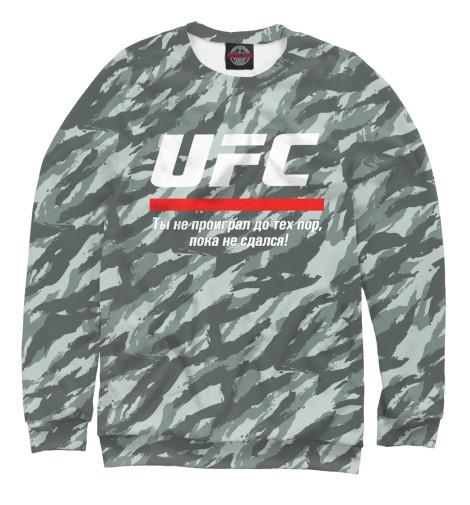 Свитшот Print Bar UFC комуфляж ufc 2 ps4