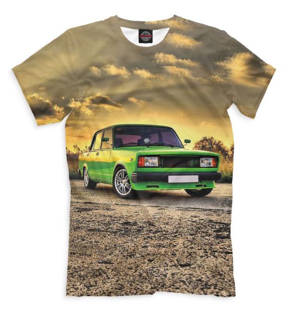 Купить Мужская футболка LADA LAD-564427-fut-2