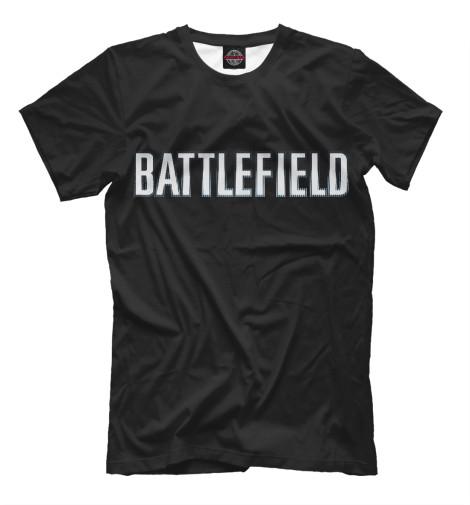 Футболка Print Bar Battlefield