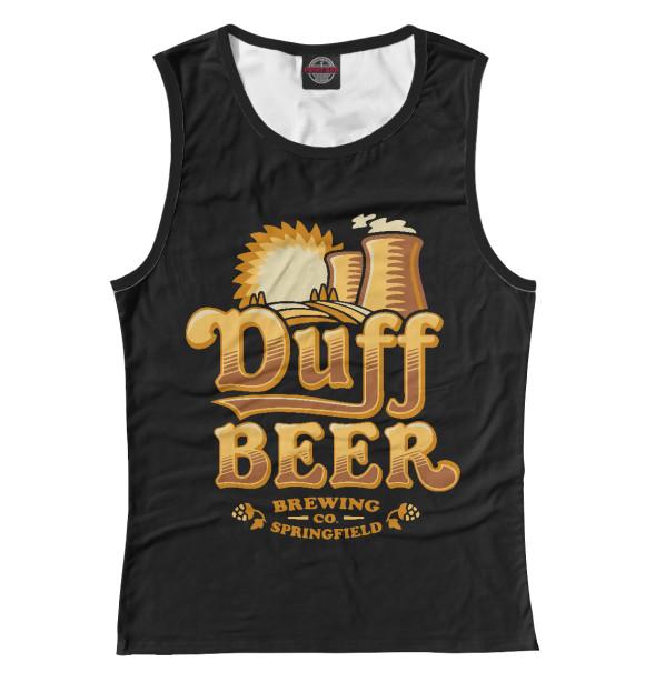 Купить Женская майка Duff SIM-516854-may-1