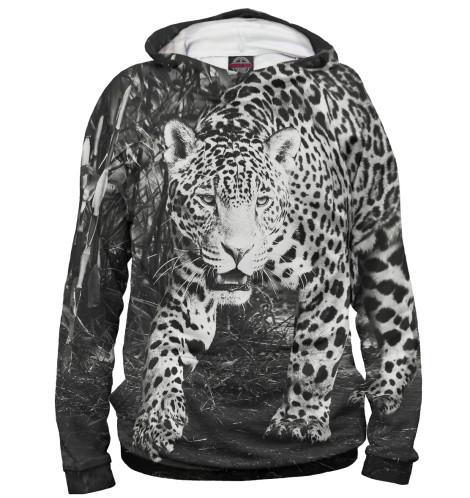 Женское худи Леопард