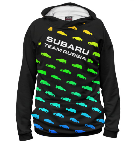 Худи Print Bar subaru team russia
