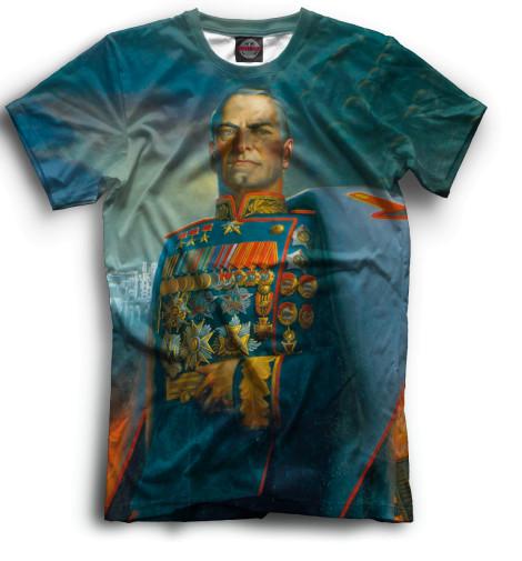 Мужская футболка Маршал Г.К.Жуков