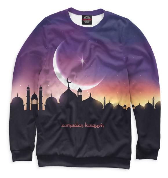 Купить Женский свитшот Рамадан Карим ISL-225824-swi-1