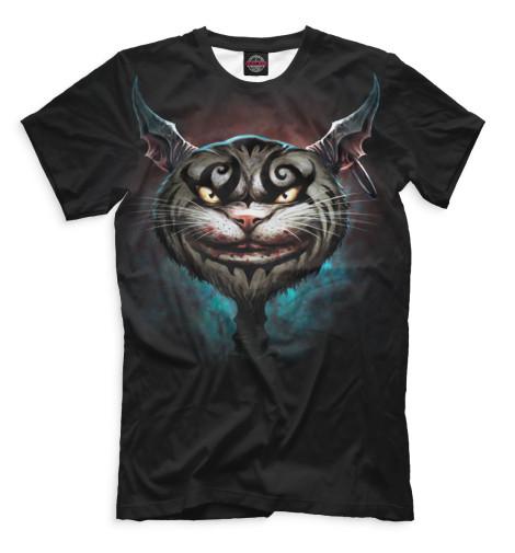Купить Мужская футболка Коты CAT-975172-fut-2