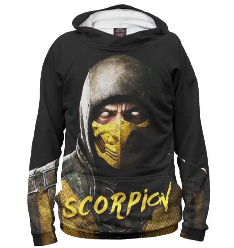 Женское худи Scorpion