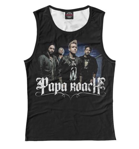 Майка Print Bar Papa Roach