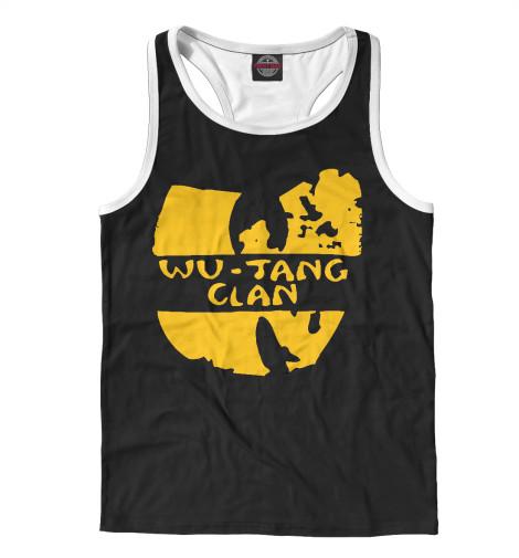 Майка борцовка Print Bar Wu-Tang Clan
