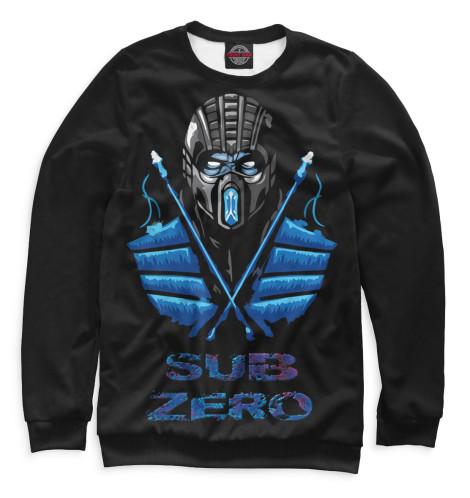 Мужской свитшот Sub-Zero