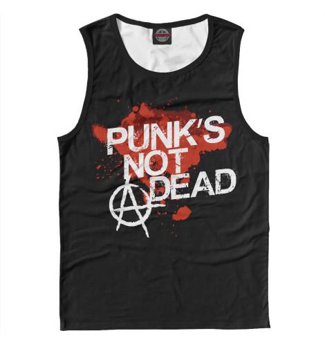 Майка Print Bar Punks not dead original monstr high love s not dead ghoulia yelps