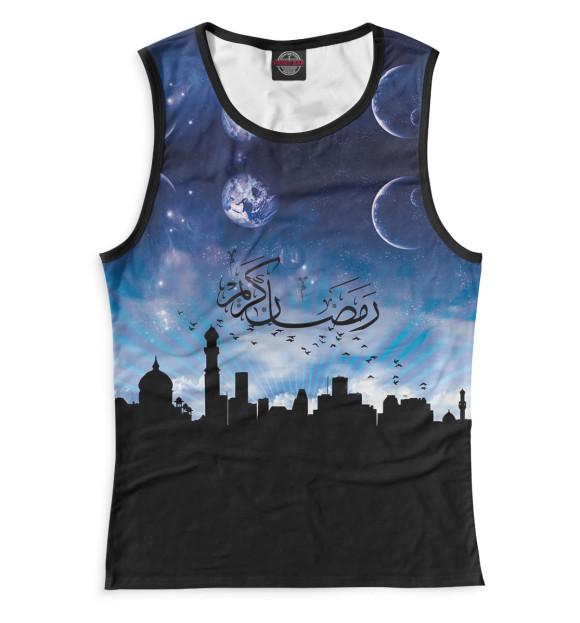 Купить Майка для девочки Ислам ISL-907810-may-1