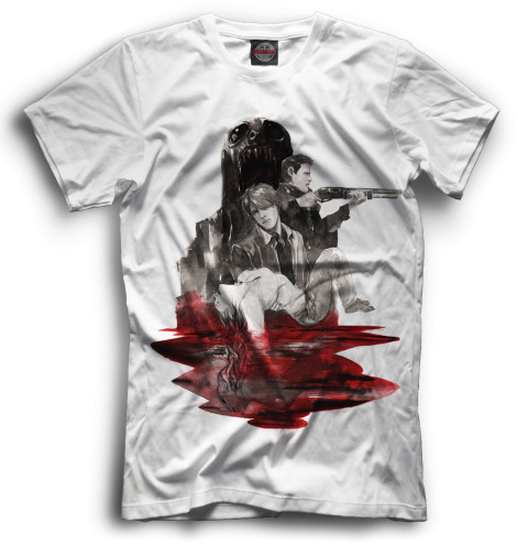 Купить Мужская футболка Сверхъестественное SVE-484132-fut-2