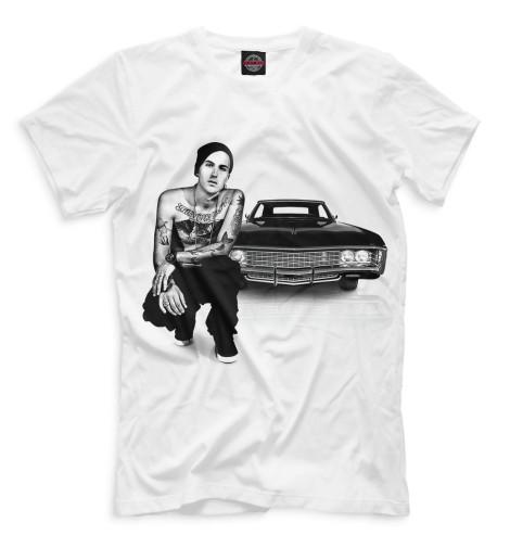 Мужская футболка Yelawolf