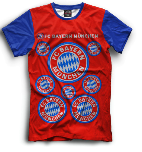 Мужская футболка FC Bayern Munchen