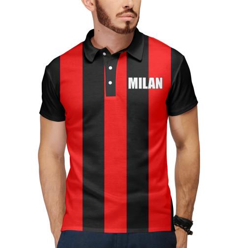Поло Print Bar AC Milan adidas ac milan гетры