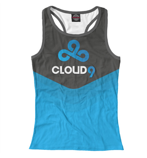 Майка борцовка Print Bar Cloud 9 Team [show z store] [pre order] cloud 9 w 01c quakeblast clear version c9 cloud9 quakeblast quake blast transformation action figure