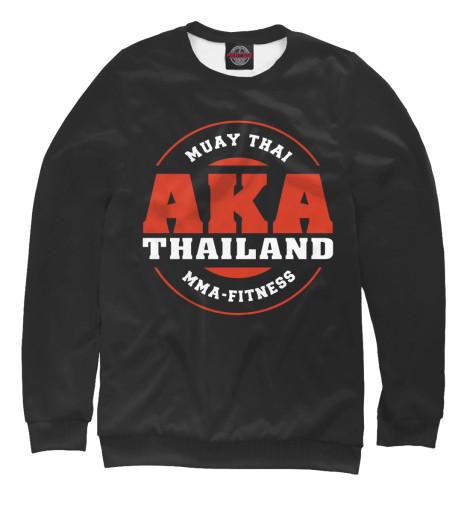 Свитшот Print Bar AKA Thailand майка борцовка print bar aka thailand