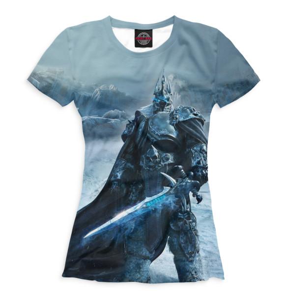 Купить Женская футболка World of Warcraft WOW-647390-fut-1
