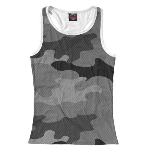 Майка борцовка Print Bar camouflage gray игрушка ecx ruckus gray blue ecx00013t1