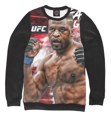 Свитшот Print Bar UFC, Фрэнсис Нганну ufc 2 ps4
