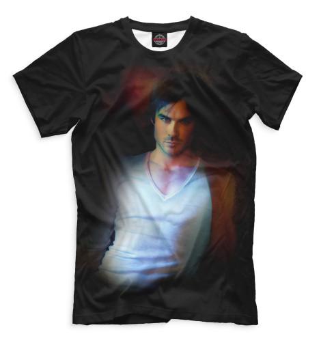 Мужская футболка Дэймон Сальваторе