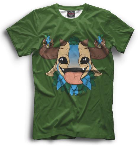 Мужская футболка Nature's Prophet