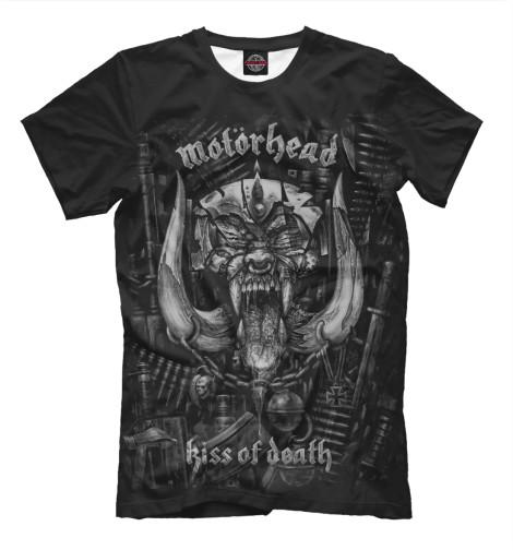 Купить Мужская футболка Motorhead MOT-976339-fut-2