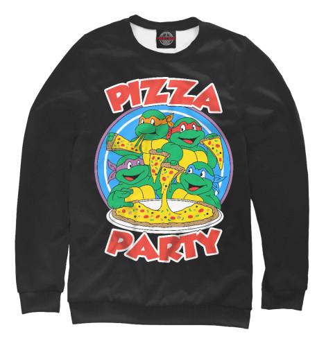 Свитшот Print Bar Pizza Party прибор для приготовления пиццы ariete 908 da gennaro pizza party