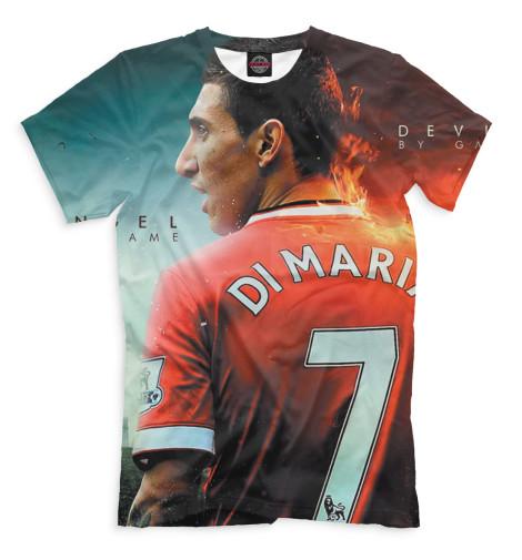 Мужская футболка Ди Мария