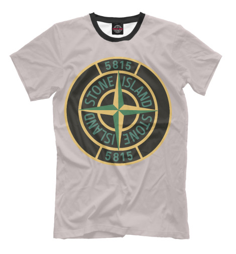 Купить Мужская футболка Stone Island HIP-265742-fut-2