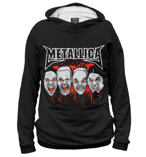 Худи Print Bar Metallica Zombies metallica metallica monsters of rock broadcast moscow russia 1991