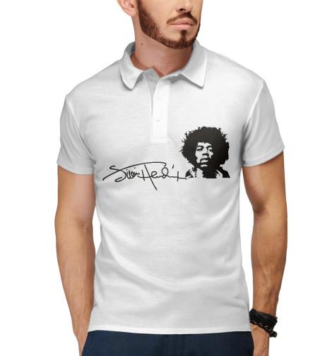 Поло Print Bar Jimi Hendrix цена и фото