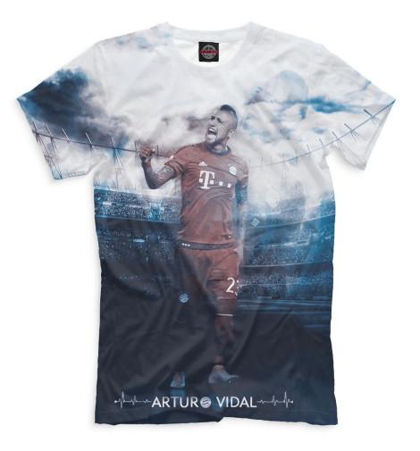Мужская футболка Видаль
