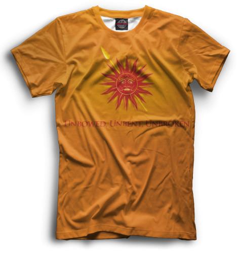 Мужская футболка Символ Мартеллов