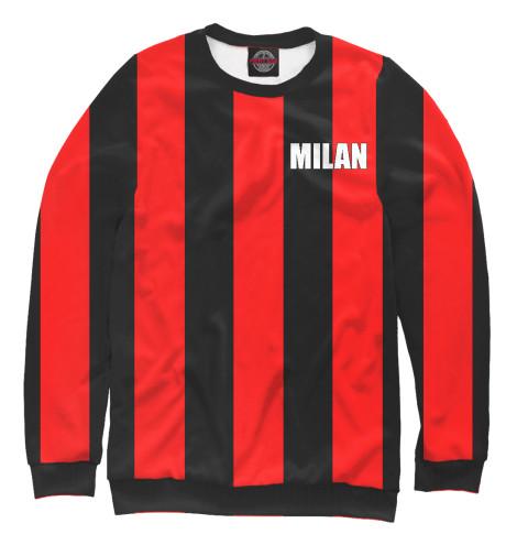 цена Свитшот Print Bar AC Milan онлайн в 2017 году