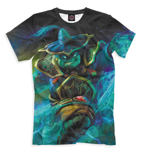 Мужская футболка Storm Spirit Print Bar DO2-628092-fut-2