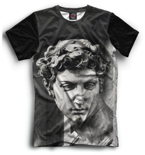 Мужская футболка Dark