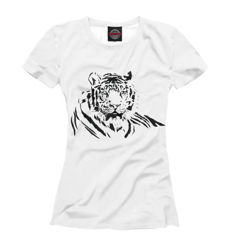 Футболка Print Bar Tiger футболка print bar tiger
