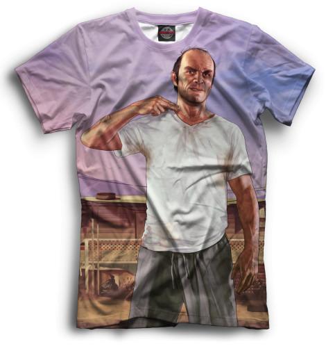 Мужская футболка Тревор Филипс