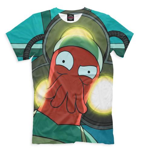 Мужская футболка Зойдберг