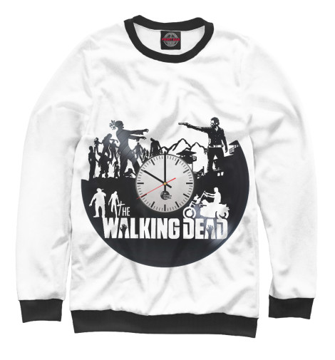 Свитшот Print Bar Walking dead худи print bar the walking dead