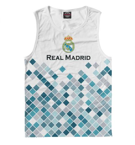Майка Print Bar Real Madrid real madrid jersey home 2015