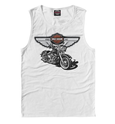 Майка Print Bar Harley Davidson
