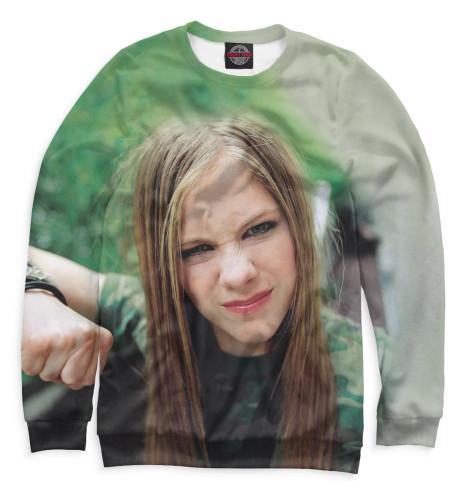 Мужской свитшот Avril Lavigne