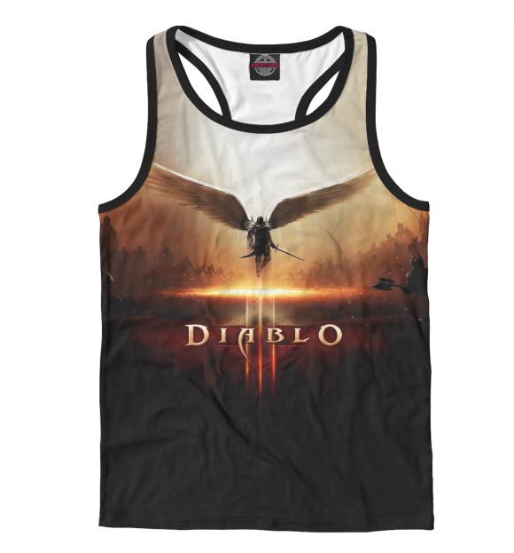Купить Мужская майка-борцовка Diablo 3 DIO-939560-mayb-2